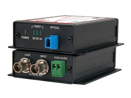 Fiberlink 3350 3G/HD/SD-SDI Series